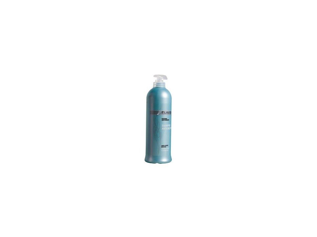 Black Anti-Frizz šampon 500ml šampon  pro nepoddajné vlasy
