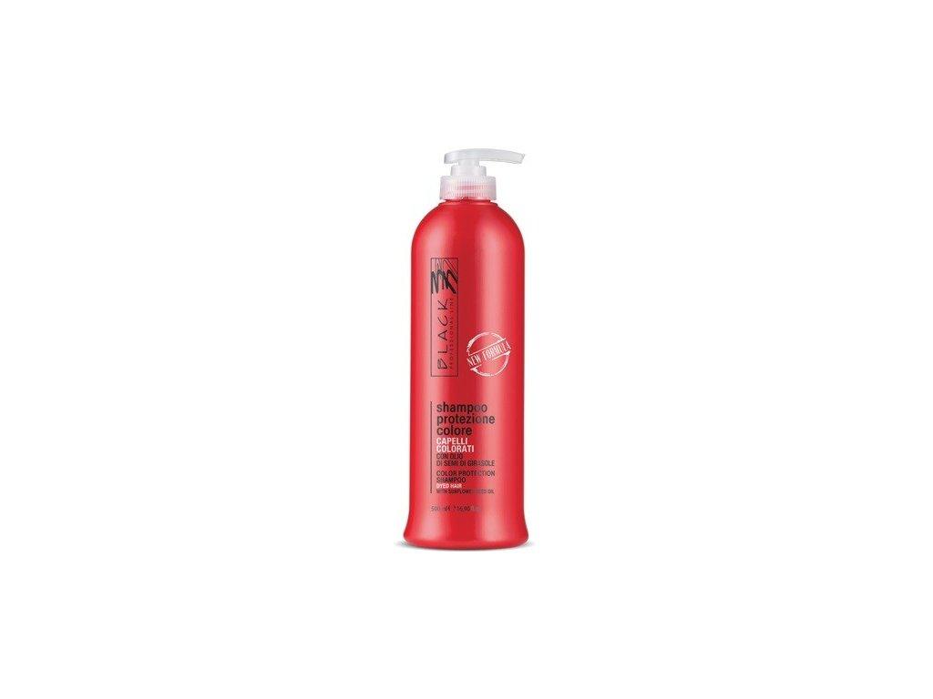 Black Protezione Colore shampoo 500ml šampon na barvené vlasy