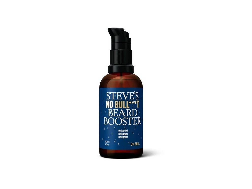 steves beard booster 30ml