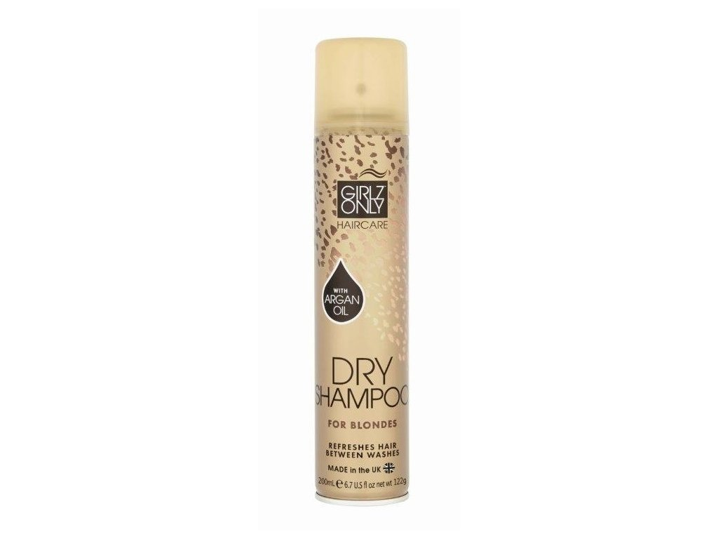 girlz inly dry shampoo for blondes 200ml