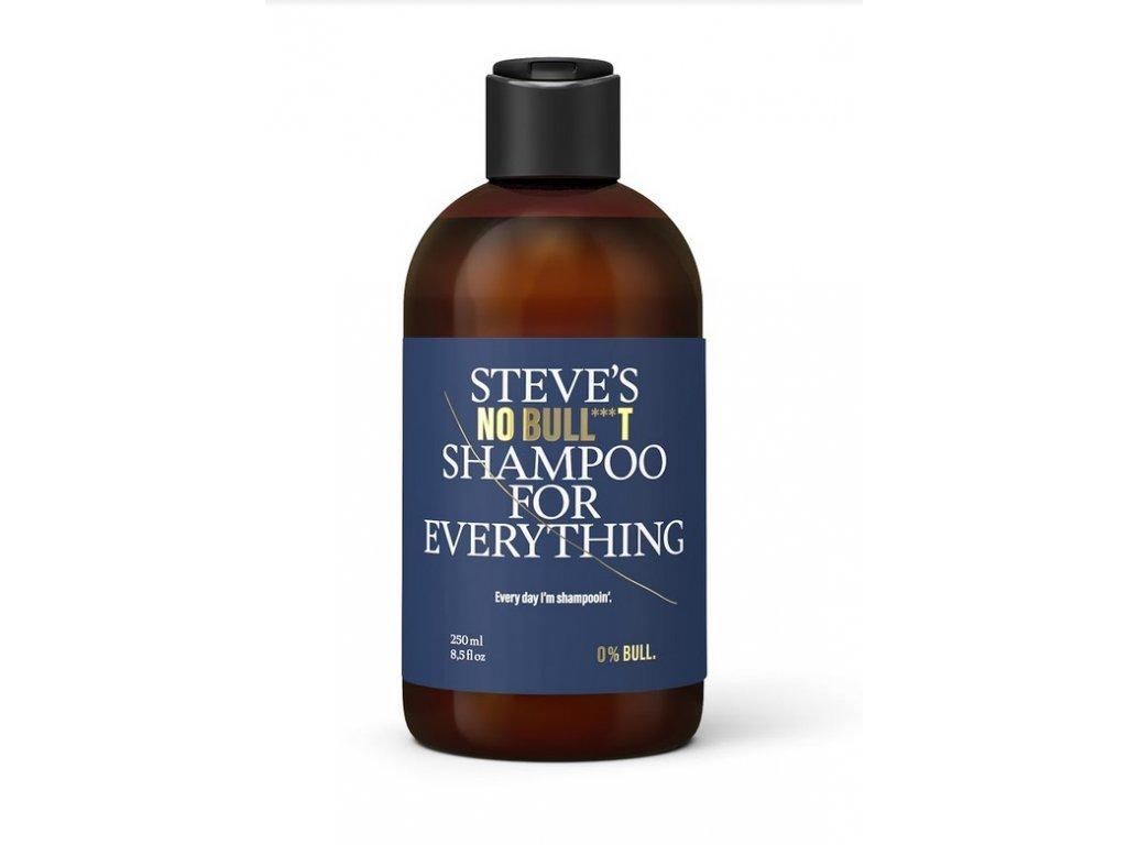 steves shampoo for everything 250ml
