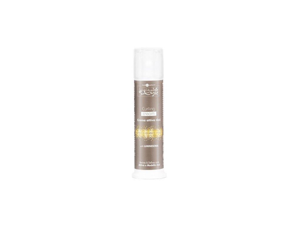 Hair Company Inimitable Style Curling cream 100ml krém na podporu vln