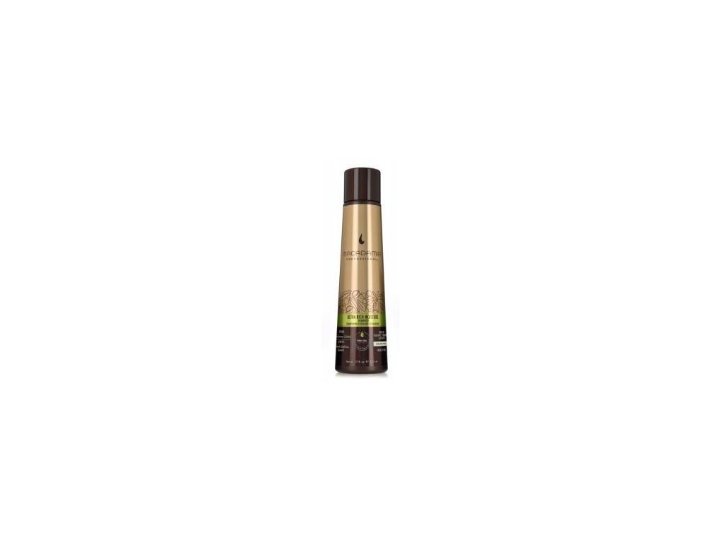 Macadamia Ultra Rich moisture shampoo 300ml šampon na suché a poškozené vlasy