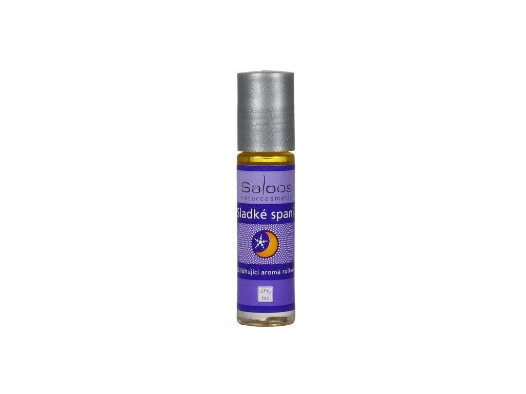 Saloos Bio aroma roll-on Sladké spaní 9ml - PO EXPIRACI