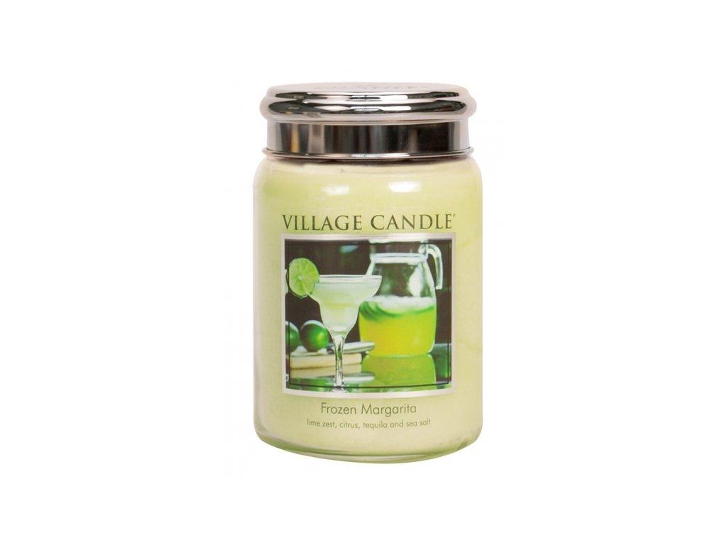 village candle vonna svicka ve skle margarita frozen margarita 26oz