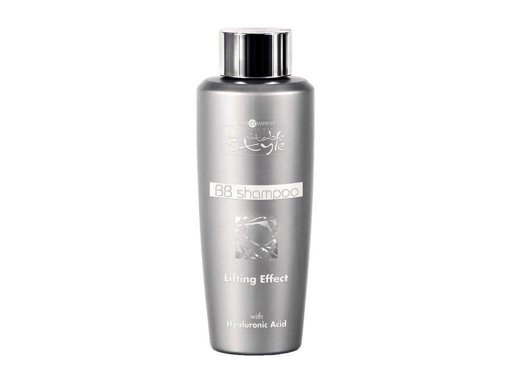 hair company bb shampoo