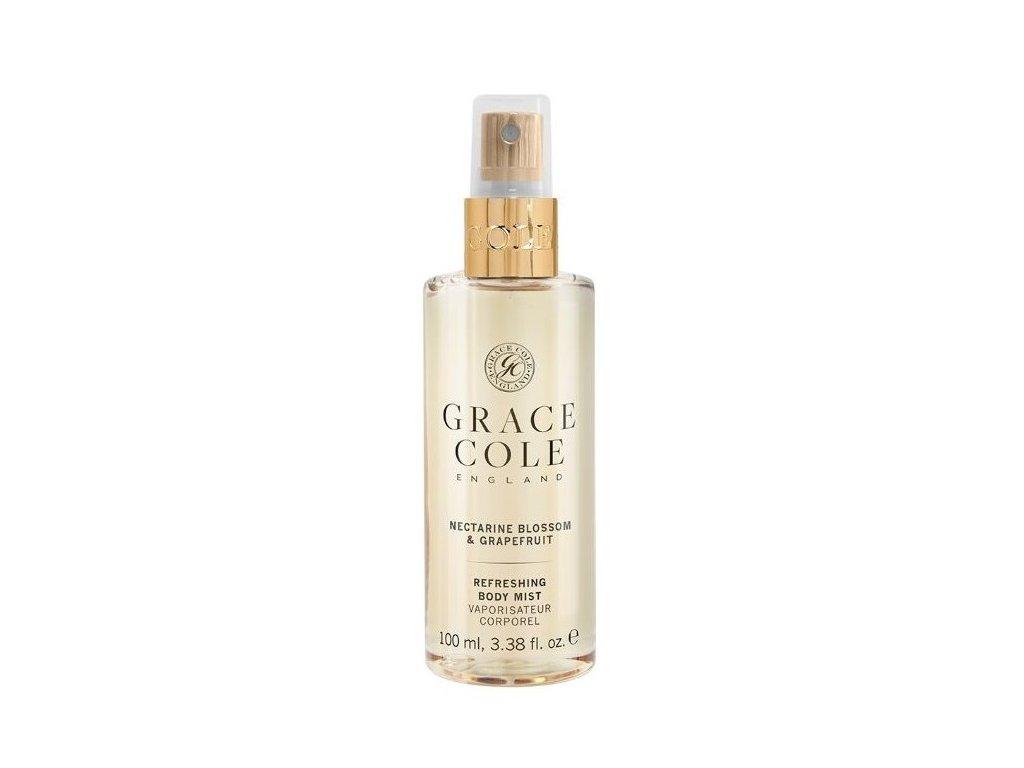 grace cole body mist nectarine blossom grapefruit 100ml