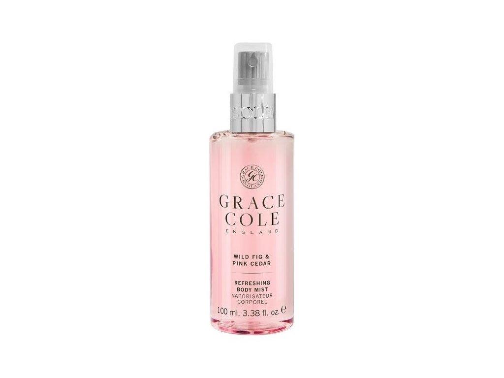 grace cole body mist wild fig pink cedar 100ml