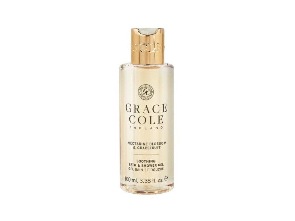 grace cole nectarine grapefruit shower gel 100ml