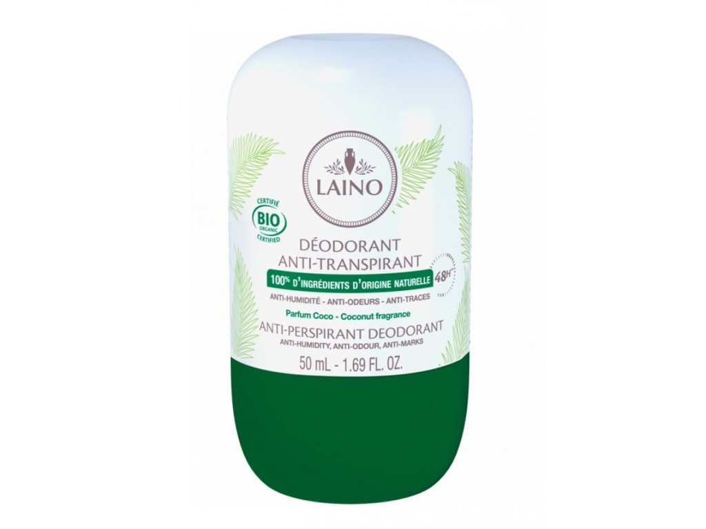 laino deodorant kokos