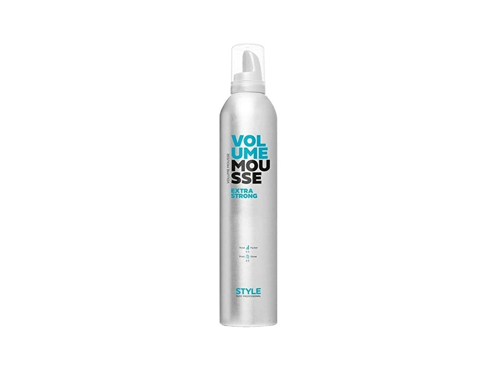 dusy volume mousse extra strong 400ml