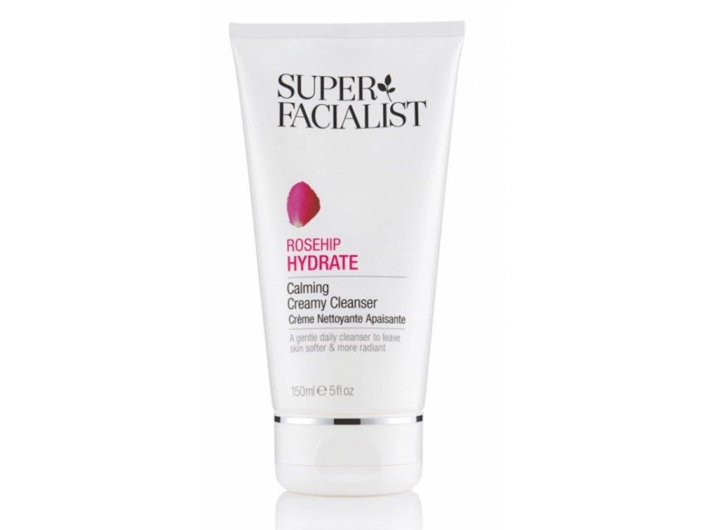 super facialist calming creamy cleanser 150ml