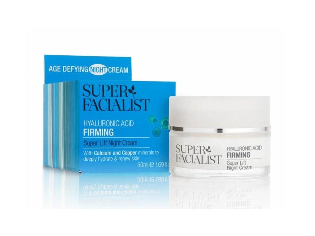 super facialist super lift night cream 50ml
