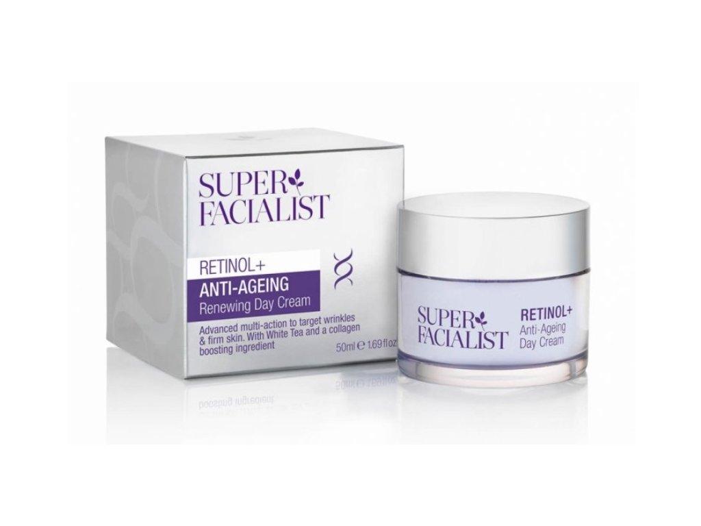 super facialist anti again renewing day cream 50ml