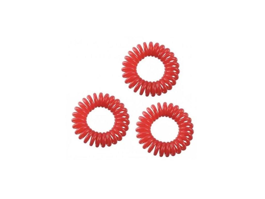 twirly cervena
