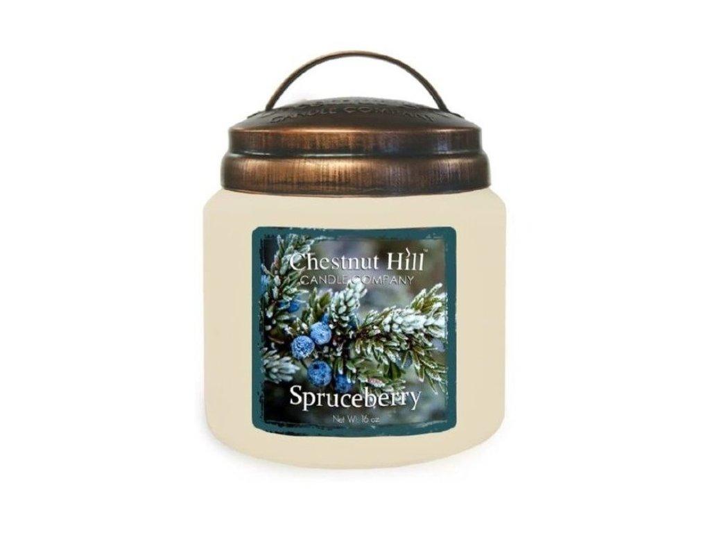 chestnut hill svicka spruceberry 16oz