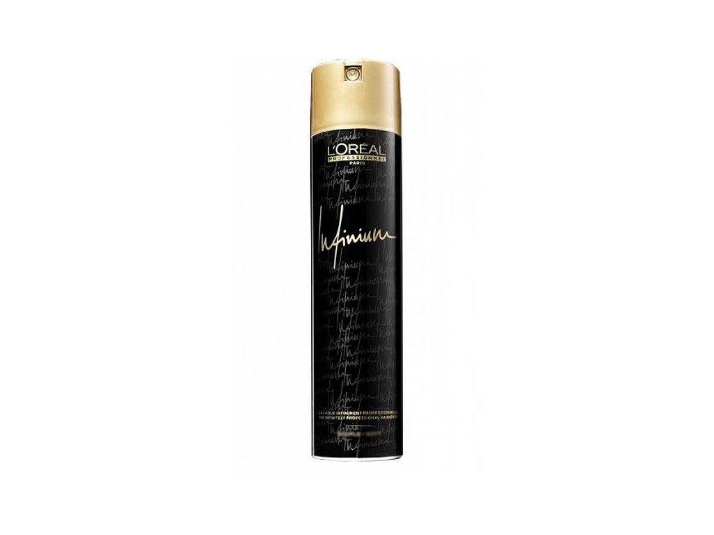 ĽOréal Professionnel Infinium Extra Strong 500ml lak na vlasy s nejsilnější fixací
