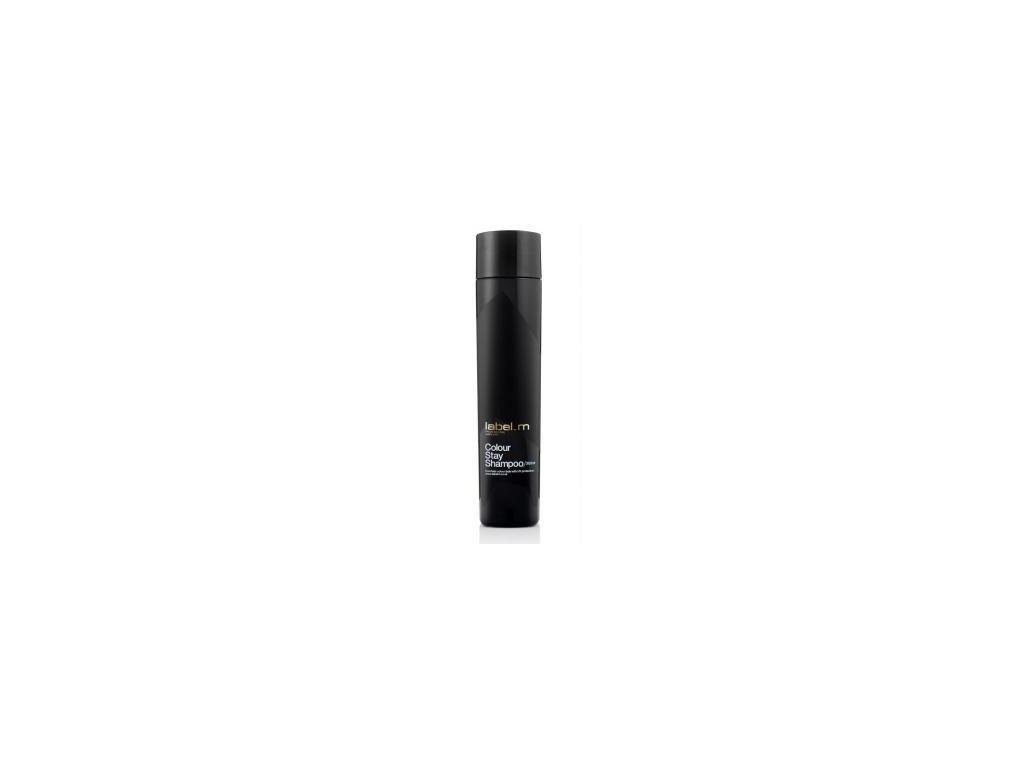 Label.m Colour Stay shampoo 300ml šampon na barvené
