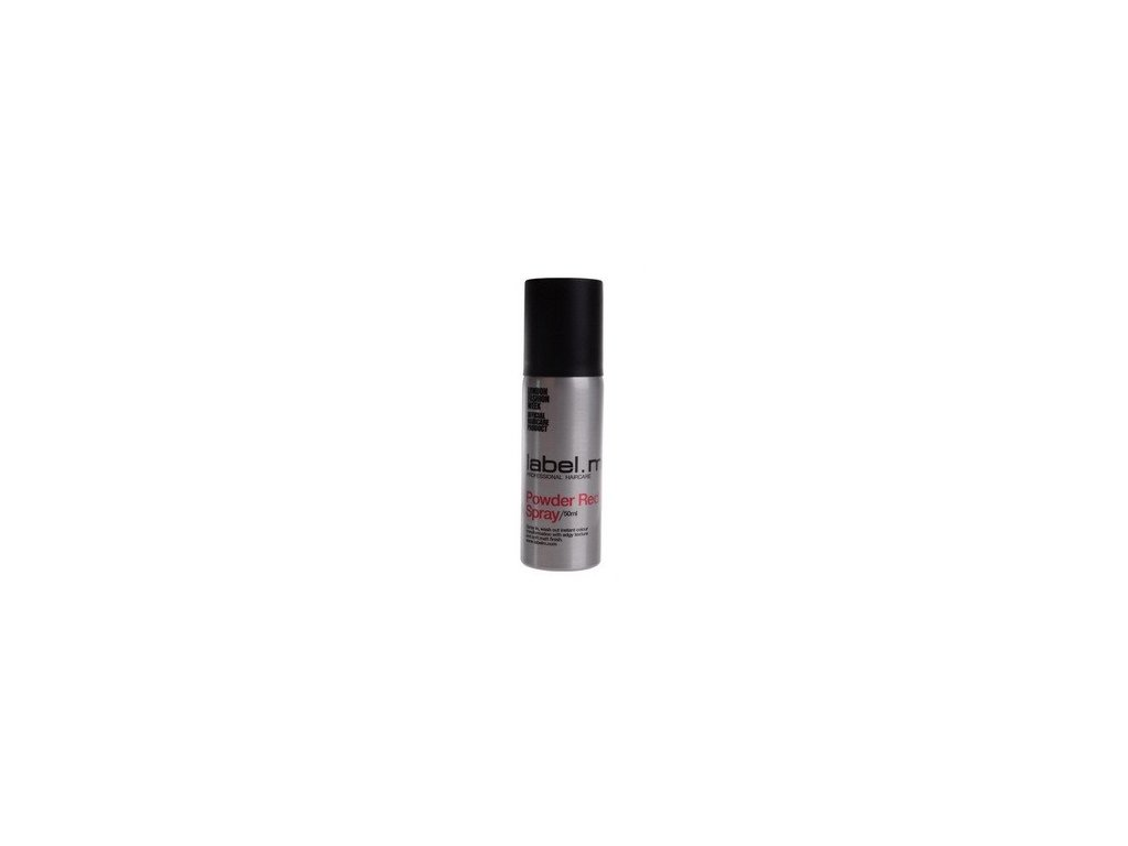 Label.m Powder Red Spray 50ml