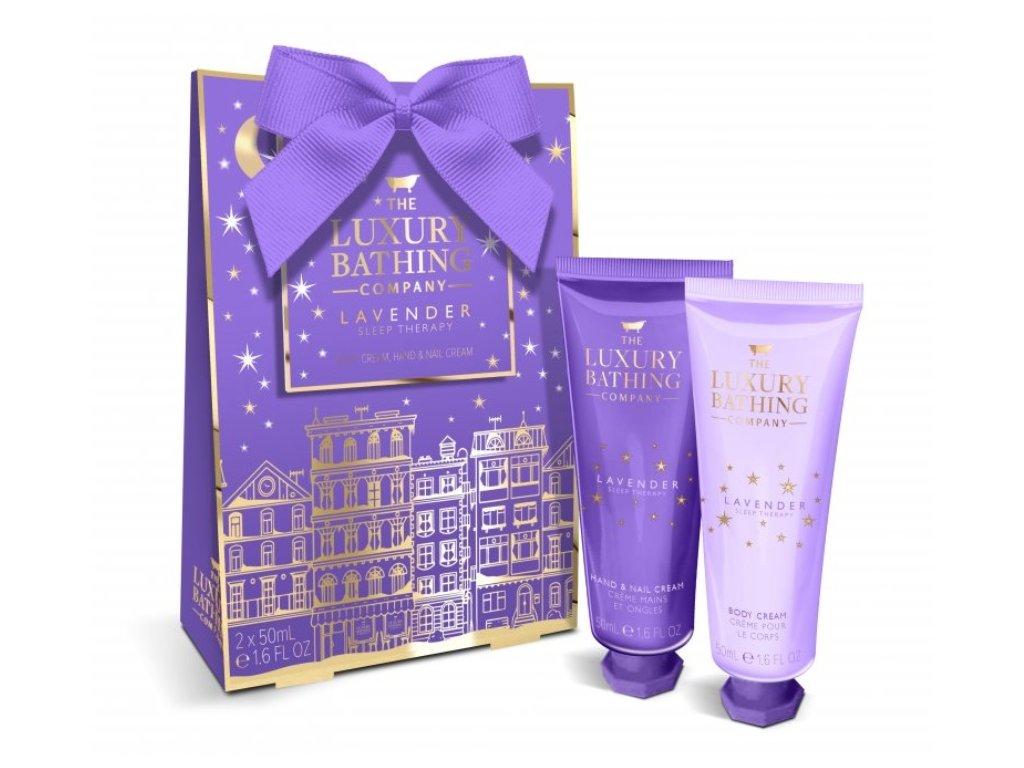 grace cole luxury lavender set 2x50ml hand cream.