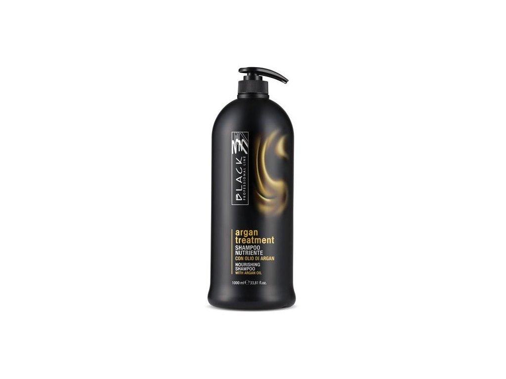 black argan ahampoo 1000ml
