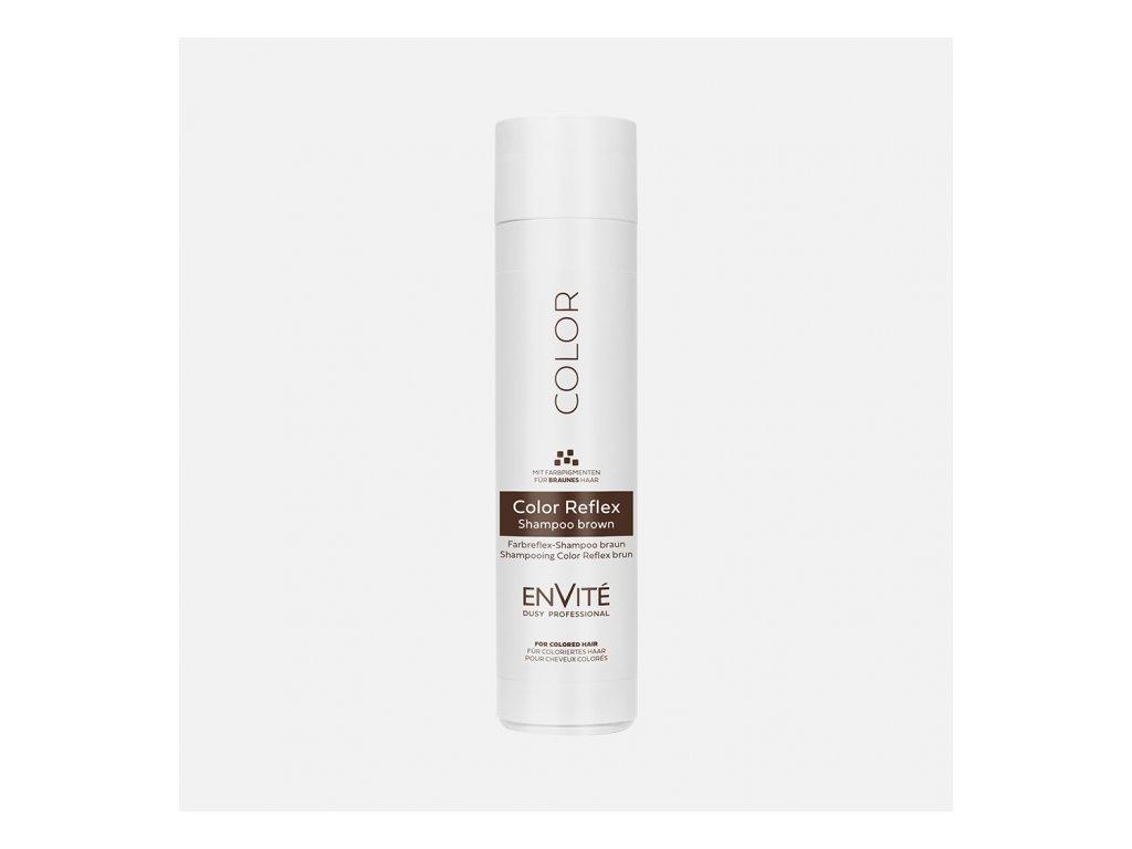 Dusy Envité Color Reflex Brown shampoo 250ml šampon na hnědé vlasy
