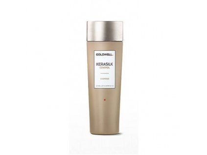 goldwell kerasilk control shampoo 250ml sampon na nepoddajne vlasy