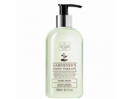 The Scottish Fine Soaps tekuté mýdlo na ruce - Gardener's Therapy 300ml
