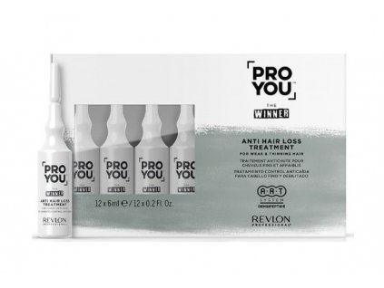 pro you anti hair loss ampule 12x6ml