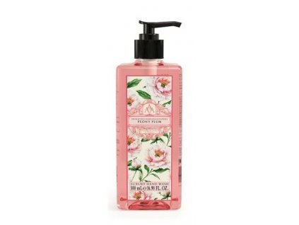 Aromas Artesanales de Antigua Peony Plum tekuté mýdlo na ruce 500ml