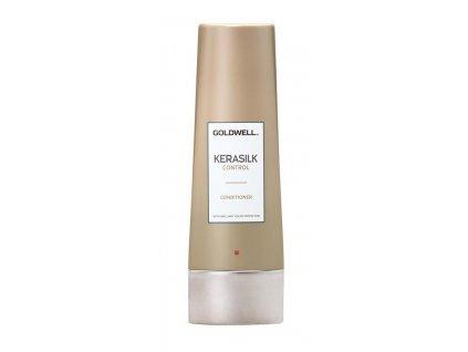 Goldwell Kerasilk Control conditioner 200ml kondicioner na nepoddajné vlasy