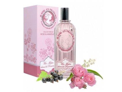 Jeanne en Provence Růže a andělika 60ml parfémovaná voda