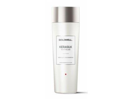Goldwell Kerasilk Revitalize Redensifying shampoo 250ml šampon obnovující hustotu vlasů
