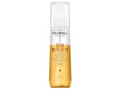 Goldwell Dualsenses Sun Reflects UV protect spray 150ml sprej na vlasy unavené sluncem