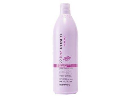 Inebrya SheCare Reconstructor vyživující šampon pro suché a zcitlivělé vlasy 1000 ml