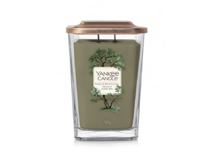 yankee candle vetiver cyprus 552