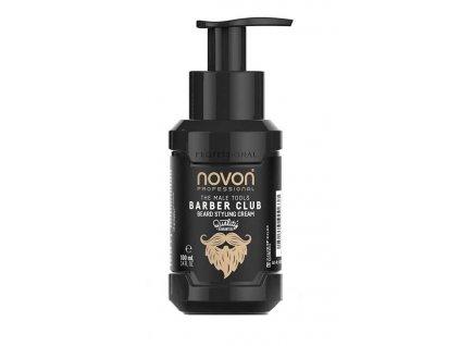 novon beard styling cream