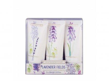 60810 heathcote ivory trio kremu na ruce lavender fields 3ks