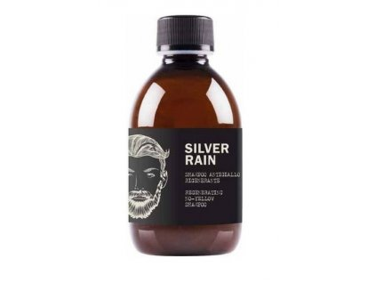 dear beard silver rain shampoo