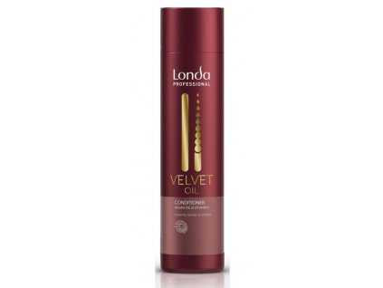Londa Velvet oil conditioner 250ml revitalizační s arganovým olejem