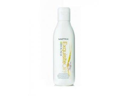 Matrix Exquisite Micro Oil Shampoo 250ml šampon s moringovým olejem