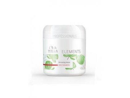 Wella Professionals Elements mask 500ml regenerační maska