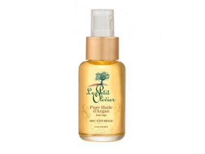 le petit olivier pure argan oil 50ml cisty arganovy olej