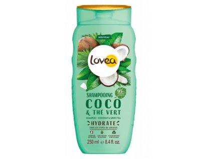 lovea coco shampoo 250ml