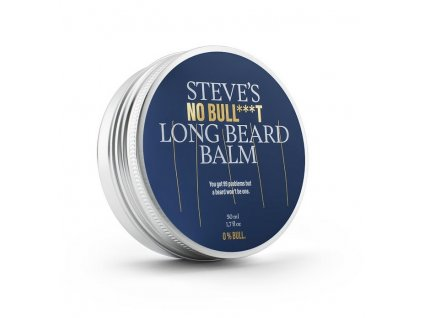 steves long beard balm 50ml