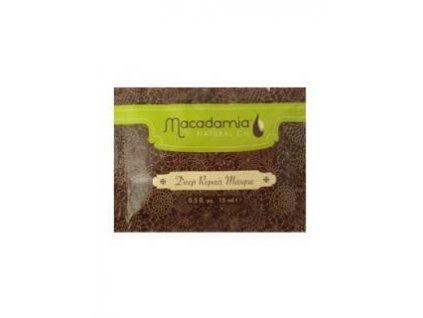 Macadamia Deep repair mask - regenerační maska 15ml