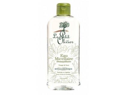 le petit olivier micelarni voda na cisteni pleti