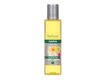 Saloos sprchový olej Celulinie 125ml - PO EXPIRACI