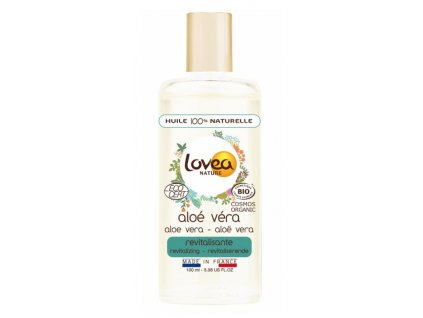 lovea aloe vera oil 100ml