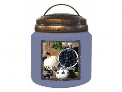 61188 16 oz wild blueberry pumpkin